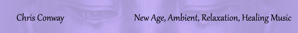 Chris Conway New Age banner