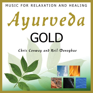 Ayurveda Gold CD