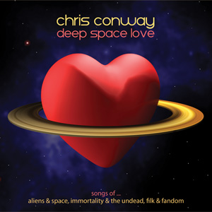 Chris Conway Deep Space Love album