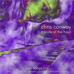 Chris Conway - Minute of the Hour CD