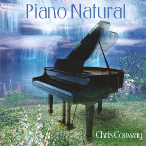 Chris Conway CD Piano Natural