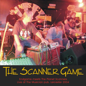 The Scanner Game - Musici CD