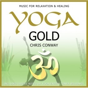 Chris Conway yoga Gold