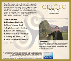 Chris Conway Celtic Gold - back