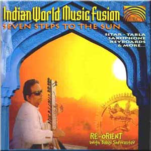 Re_orient Seven Steps To The Sun original cover