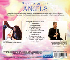 Mo Coulson & Chris Conway album - Spirits Of The Angels